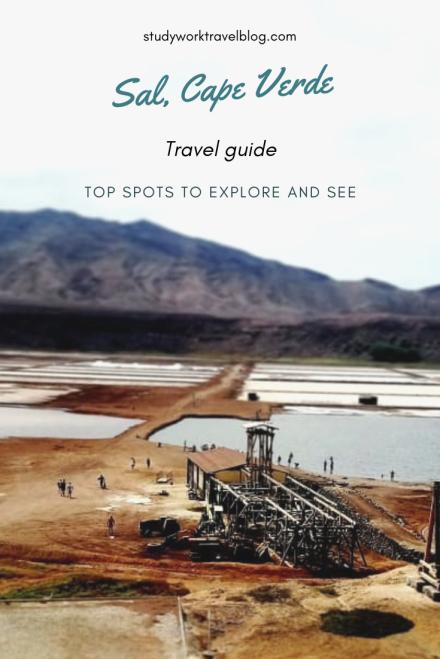 Sal, Cape Verde Study Work Travel Blog Guide