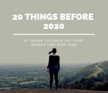 20 before 2020 from study work travel blog