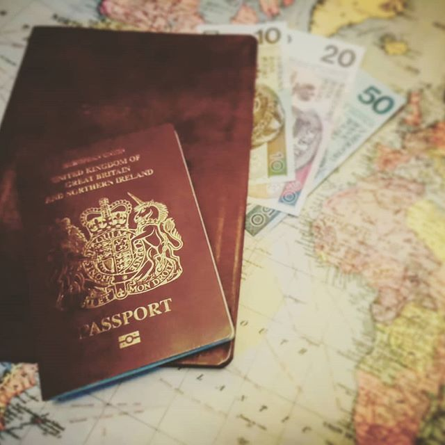map passport image study work travel blog
