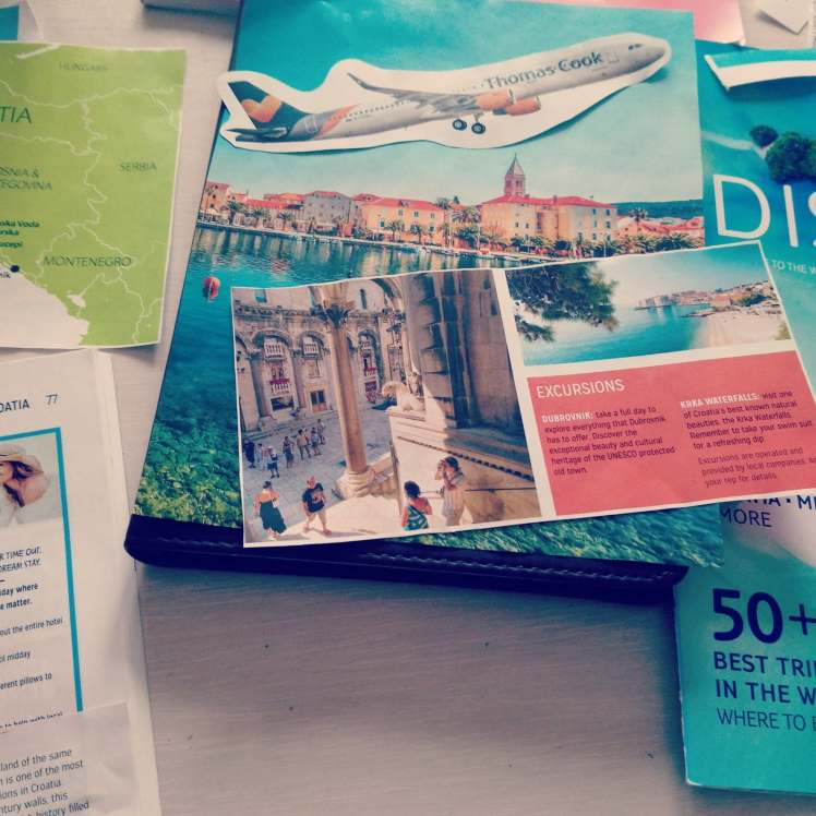 scrapbooking study work travel blog