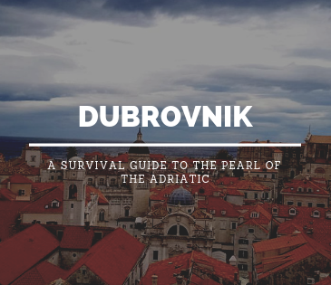Study Work Travel Blog explores Dubrovnik