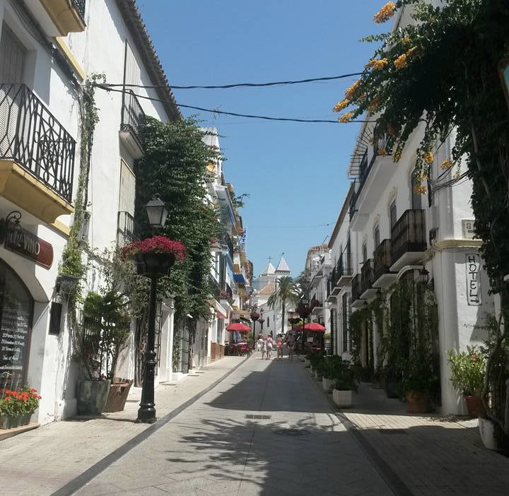Marbella Guide from Study Work Travel Blog
