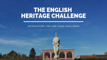 The English Heritage Challenge with Study Work Travel Blog