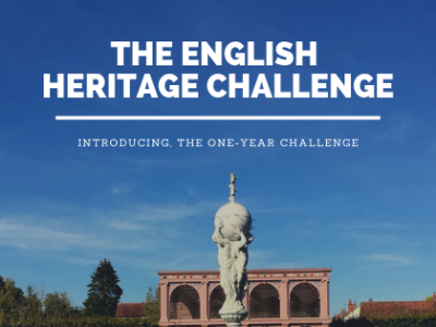 The English Heritage Challenge with Study Work Travel Blog