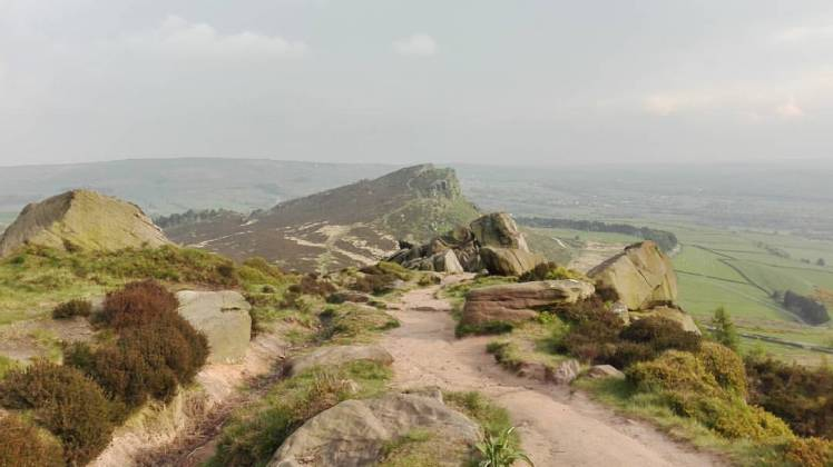 The Roaches, Peak District National Park with Study Work Travel Blog
