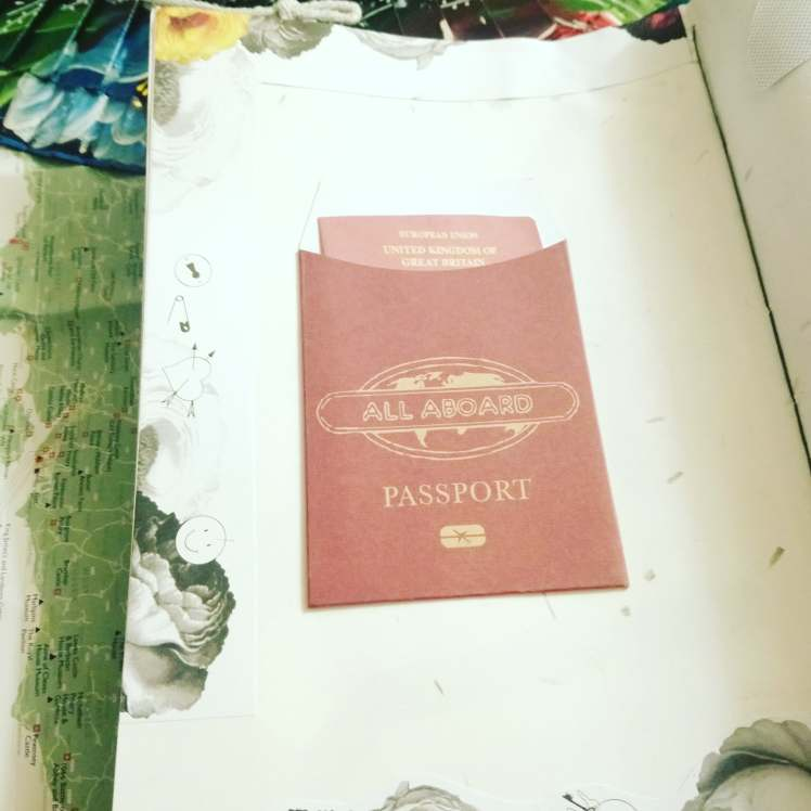 Why messy scrapbooks are the best kind from study work travel blog