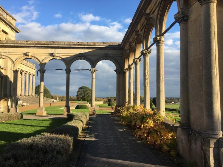 Witley Court & Gardens with Study Work Travel Blog