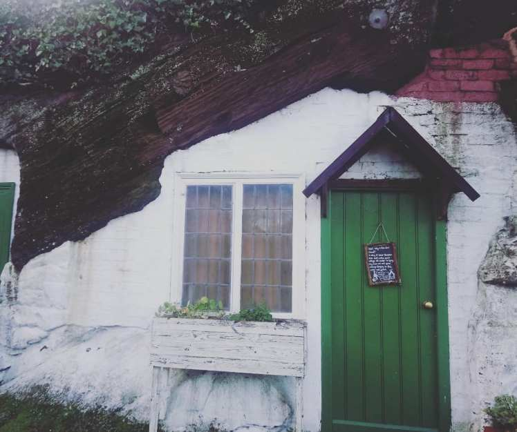 The Rock Houses kinver Edge with Study Work Travel blog