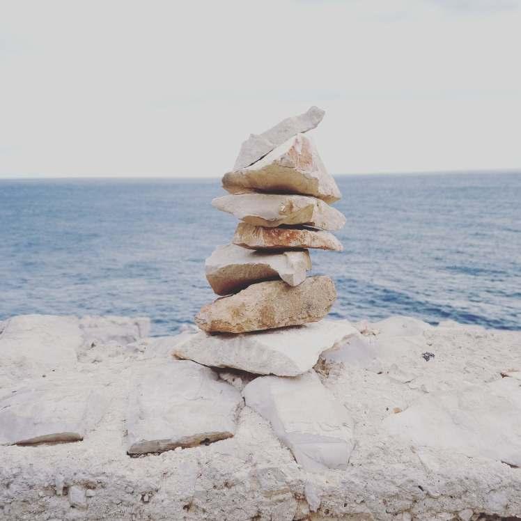 Lokrum Island with study work travel blog