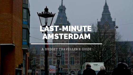 Study Work Travel Blog explores Amsterdam