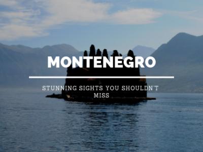 Study Work Travel Blog explores Montenegro
