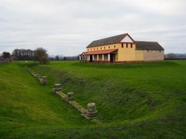 Wroxeter Roman City. Study Work Travel Blog