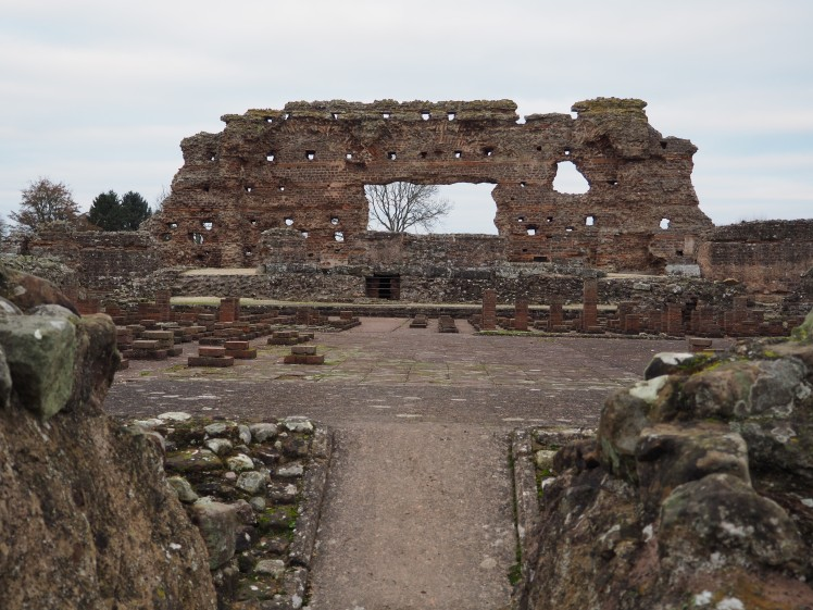 Wroxeter Roman City, Shrewsbury. Study Work Travel Blog