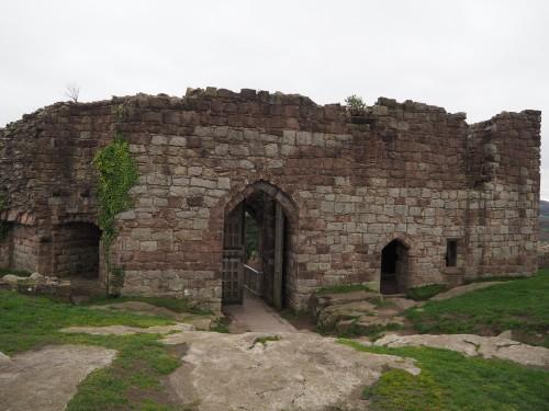 Study Work Travel Blog explores Beeston Castle