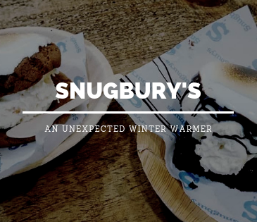 snugbury's with Study Work Travel Blog