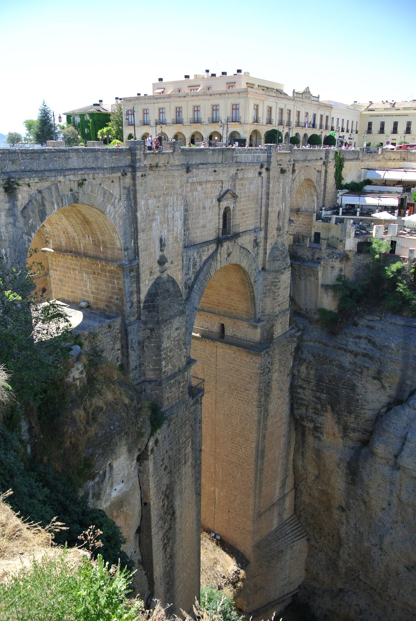 Ronda, Spain with study Work Travel Blog