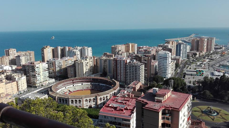 Malaga, Spain with Study Work Travel Blog