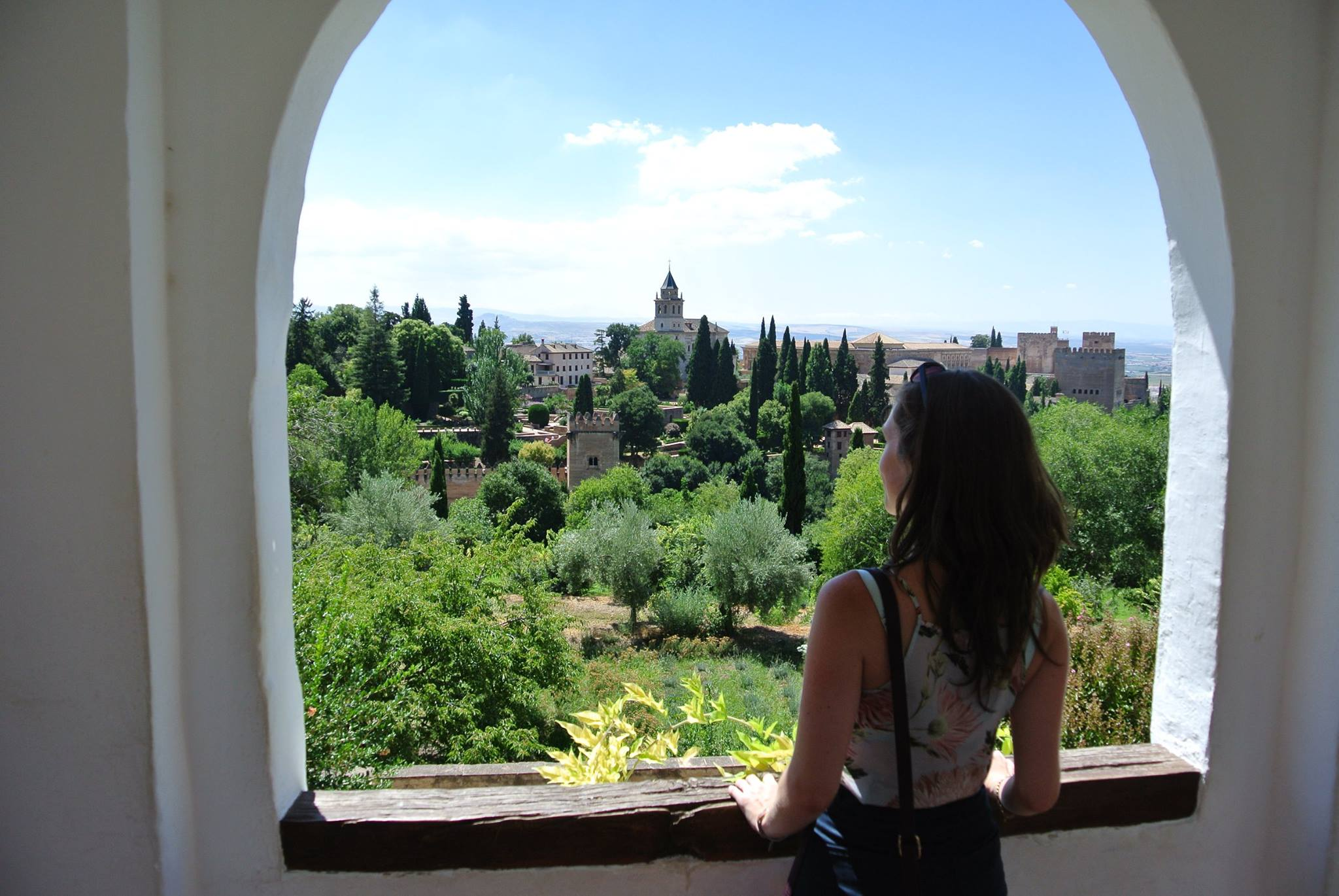 Alhambra Alhambra with Study Work Travel Blog