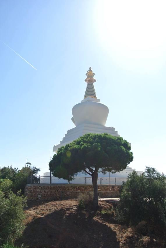 Buddhist Temple, Spain