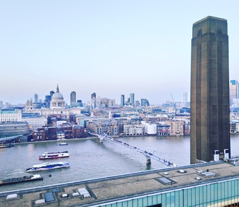 Tate South Bank London. Study Work Travel Blog