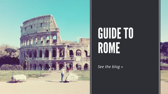 Why not try Rome blog Link Image