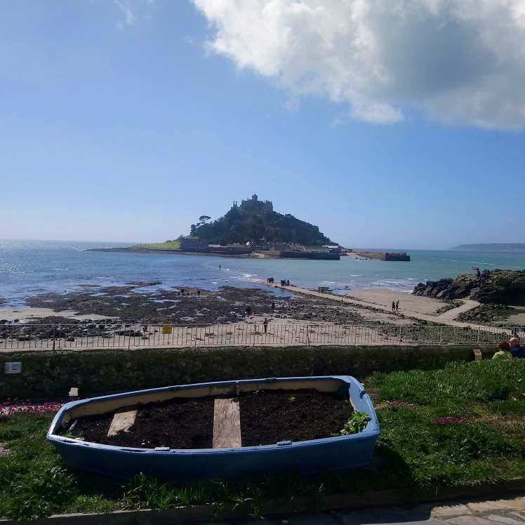 Saint Michaels mount with Study Work Travel Blog