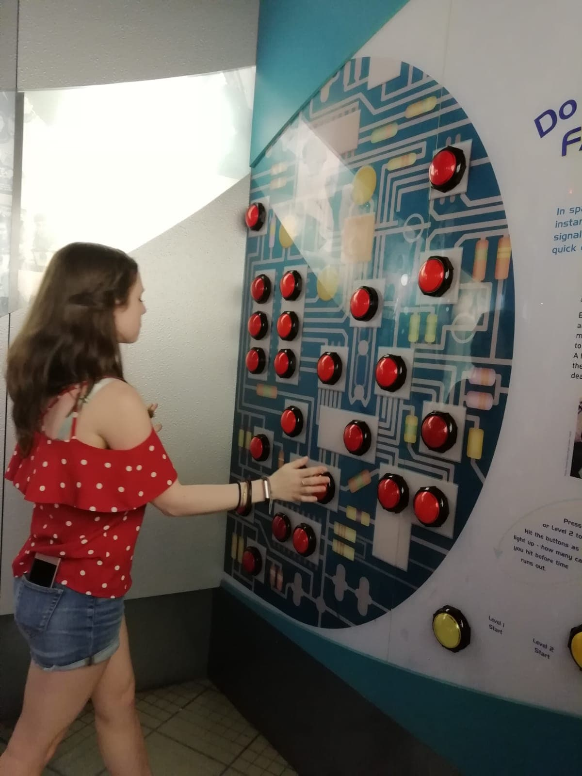 National Space Centre with Study Work Travel Blog