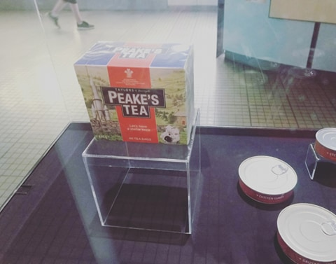Peake's Tea, National Space Centre, Study Work Travel Blog