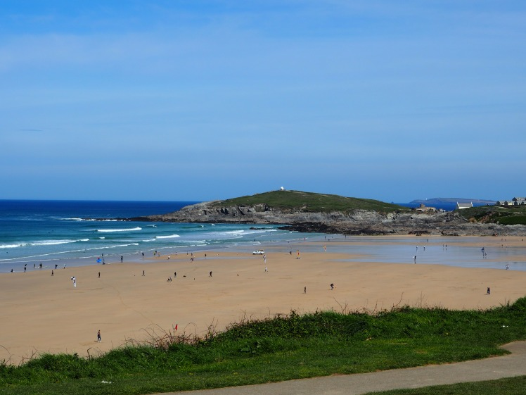 Newquay Cornwall with Study Work Travel blog