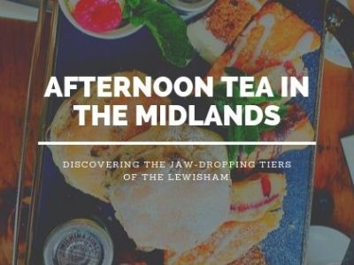 The lewisham afternoon tea