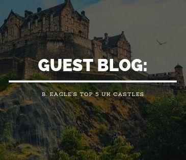 top uk castles