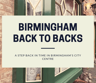 Birmingham back to back's blog header