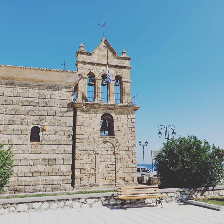 st nicholas church, zakynthos