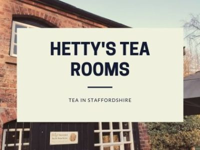 Hetty's Tea Rooms, Staffordshire
