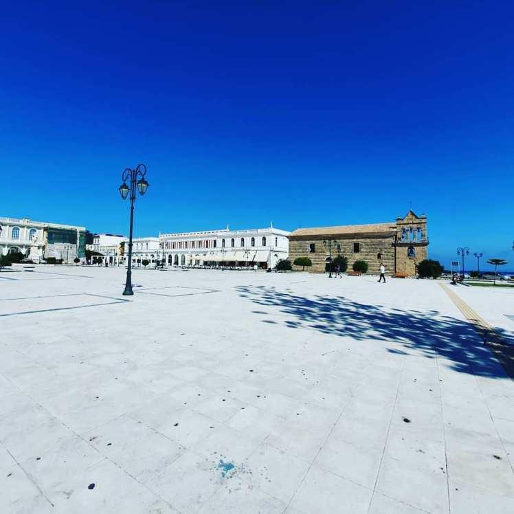 Solomos Square, Zante