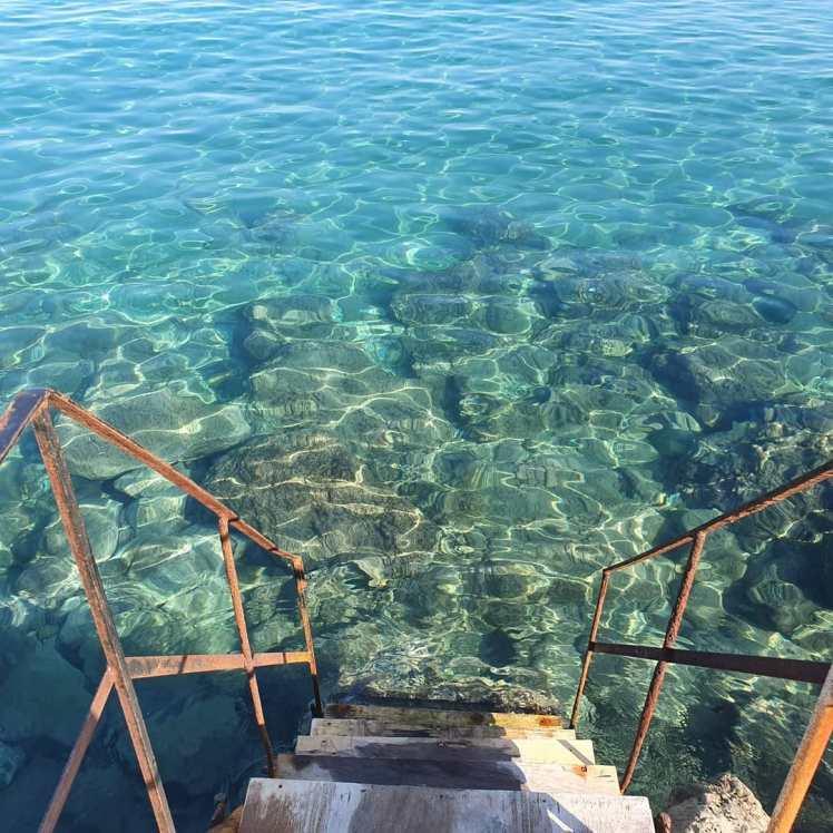 Seafront in Zakynthos